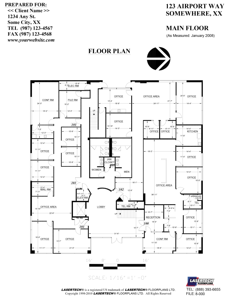 As built drawings lasertech floorplans for How do you read a blueprint