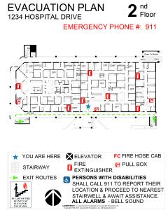 Lasertech Emergency Plan